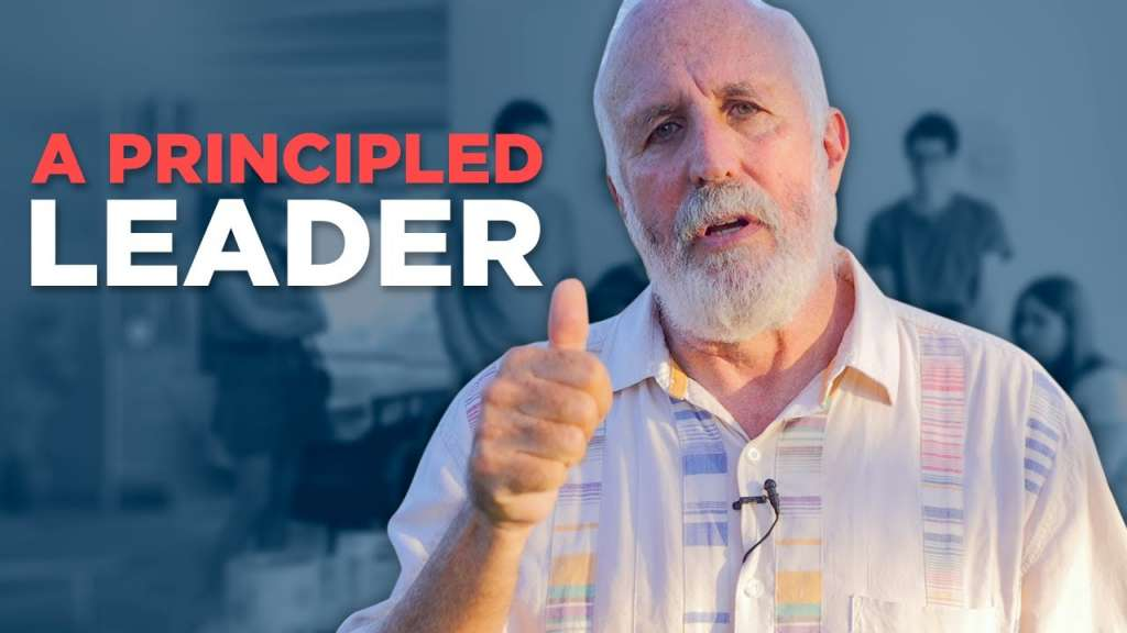 My quick guide to principled leadership